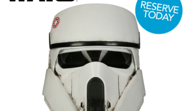 Star Wars - AT-ACT Driver Helmet Now Available at Introductory Pricing from Anovos