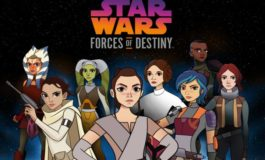 "Star Wars Forces of Destiny Review: ""Sands of Jakku"""