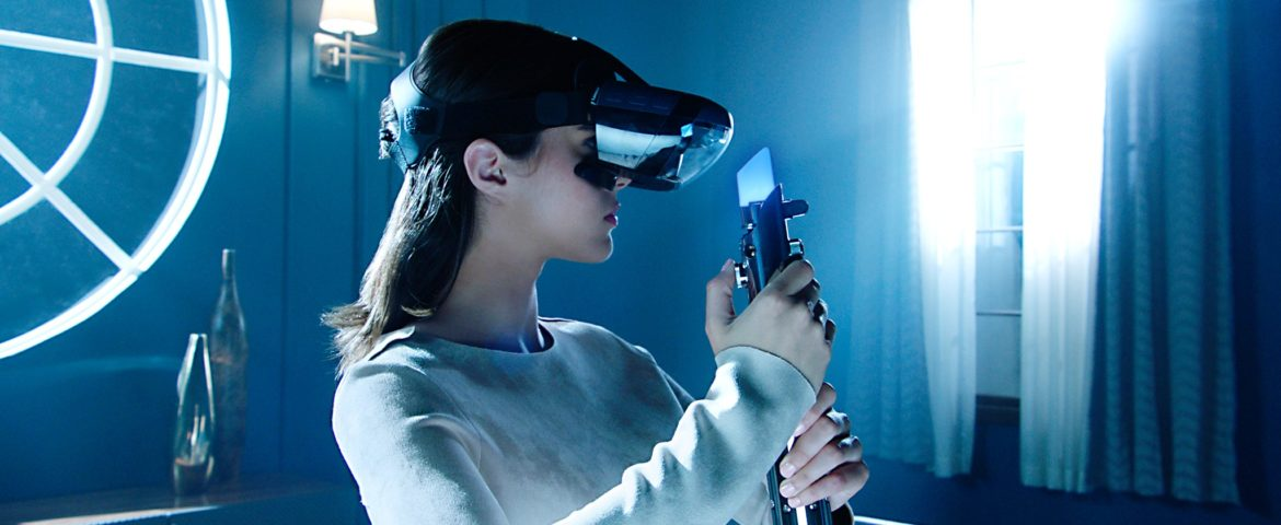 Lenovo Introduces All-New Star Wars VR Augmented Reality Experience