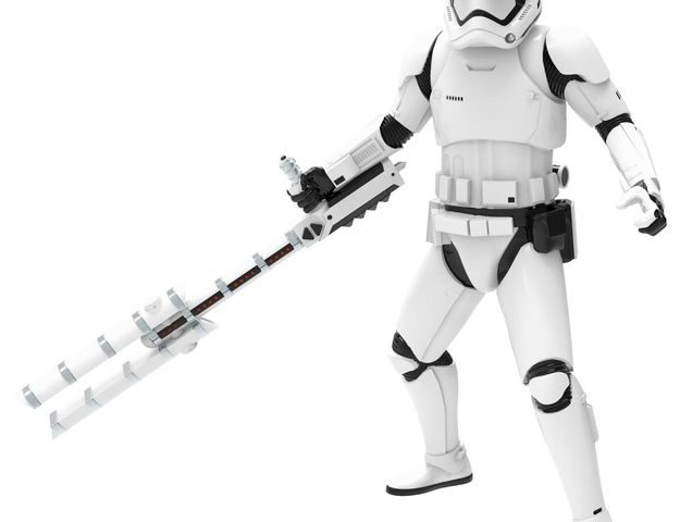 Star Wars First Order Stormtrooper Limited Edition Ornament from Hallmark