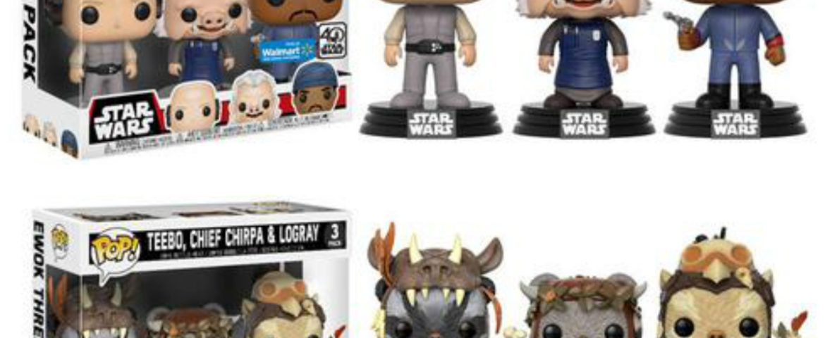 New Star Wars Funko Exclusives Coming to Walmart