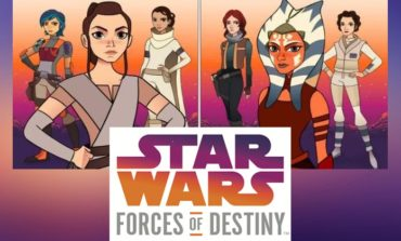 "Star Wars Forces of Destiny Review: ""Ewok Escape"""