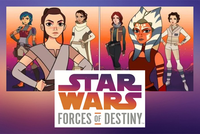 Star Wars Forces of Destiny: Volume One Review