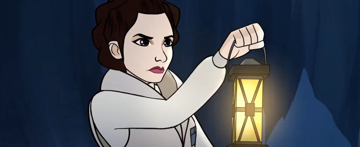 "Star Wars Forces of Destiny Review: ""Beasts of Echo Base"""