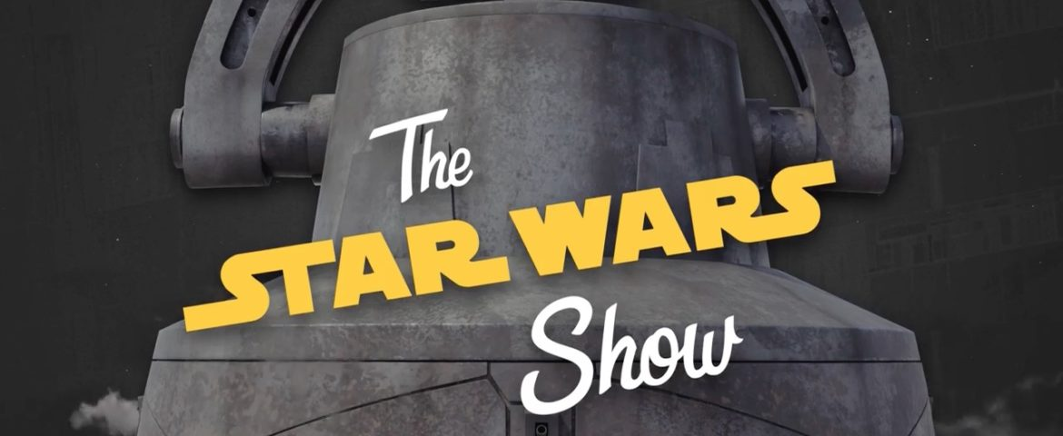 The Star Wars Show | Kylo Ren's New Ship, The Last Jedi Cast at D23, & Star Wars: Galaxy's Edge!