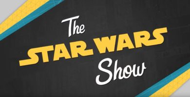The Star Wars Show | Star Wars Jedi: Fallen Order Announced, Exploring the World of Corellia, and Author Claudia Gray