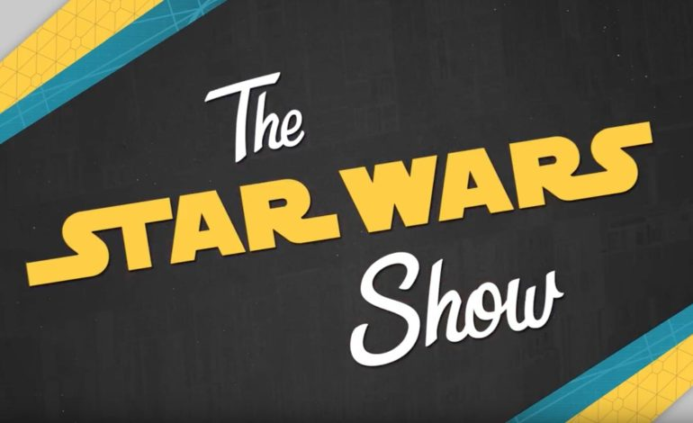The Star Wars Show   The Cast of Solo Talk New Action Figures, Flip Phones, and How to Speak Like Chewie