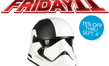Celebrate FORCE FRIDAY II with Sales and Brand New 'Star Wars: The Last Jedi' Offerings from Anovos