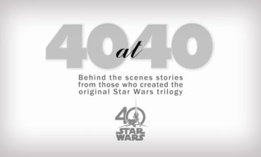 [VIDEO] Star Wars 40th with Marcia Lucas and Duwayne Dunham