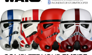 Star Wars - 10% OFF Crimson, Incinerator, and other Stormtrooper Helmet Variants from Anovos