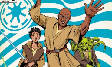 Marvel Star Wars Comics Reviews: Star Wars: Jedi of the Republic -- Mace Windu #1