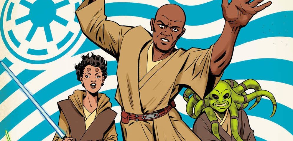 Marvel Star Wars Comics Reviews: Star Wars: Jedi of the Republic — Mace Windu #1