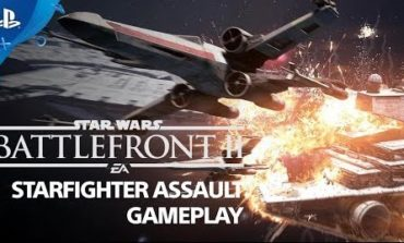 [VIDEO] Star Wars Battlefront II - Starfighter Assault Gameplay Demo | PS4