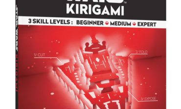 Star Wars Kiragami Available Now from Chronicle Books