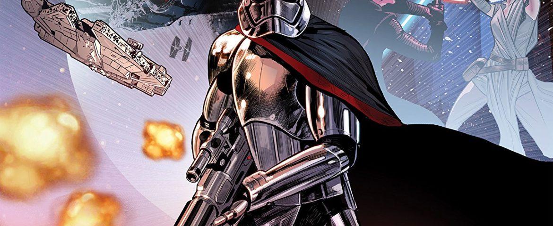 Marvel Star Wars Comics Review: Captain Phasma #1