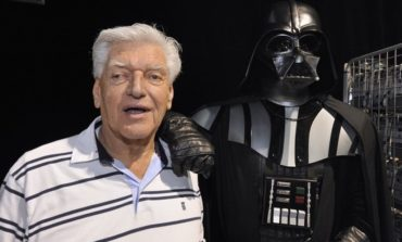 Dave Prowse Announces Retirement from Public Appearances