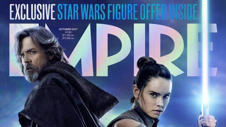 Empire Magazine Reveals 'Star Wars: The Last Jedi' Newsstand Cover, Poe Dameron's X-wing (Possible Spoilers)