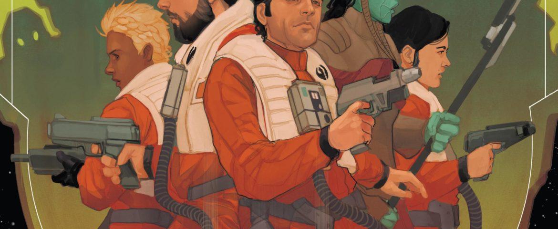 Marvel Star Wars Comics Review: Poe Dameron #19