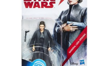 Hasbro Reveals 'Star Wars: The Last Jedi' Product Images from HASCON