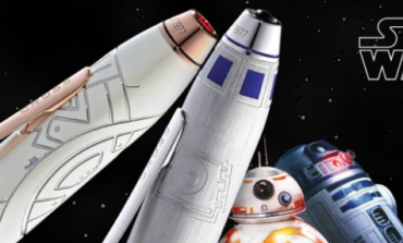 CROSS Presents 2017 Star Wars Limited-Edition Collection