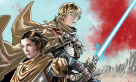 New Marvel Comic Features Luke and Leia in 'Star Wars: The Last Jedi - Storms of Crait' #1
