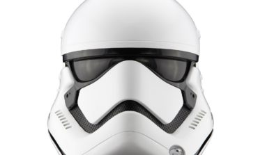 Star Wars Kylo Ren and First Order Stormtrooper Helmet Updates from Anovos