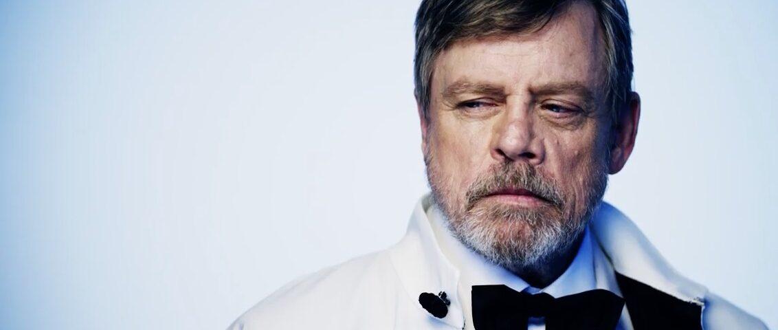 Mark Hamill on playing Luke Skywalker in Star Wars: The Last Jedi   British GQ [VIDEO]
