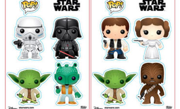Star Wars Force Friday Exclusives Available at Funko Shop