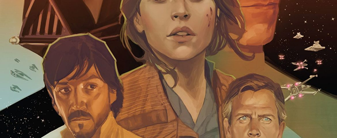 Marvel Star Wars Comics Review: Rogue One #6