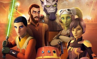 Star Wars Rebels Season Four Poster Revealed
