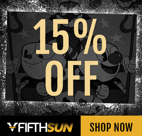 Save 15% Sitewide on Star Wars Tees and More at Fifth Sun and Chin Up Apparel