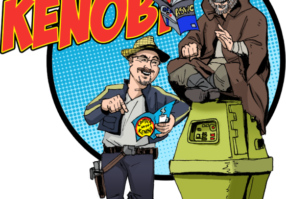 Comics With Kenobi #46