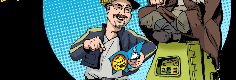 "Comics With Kenobi #80 -- The Rodney Barnes Interview and ""Comics Everybody!"""