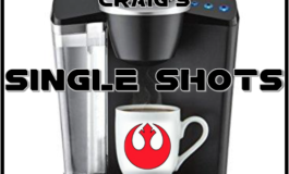 "Craig's Single Shots: ""Star Wars FAQ"" Book Review"