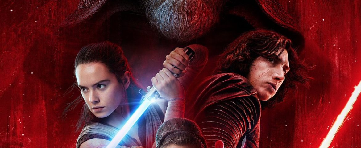 Check Out the New Poster for 'Star Wars: The Last Jedi'