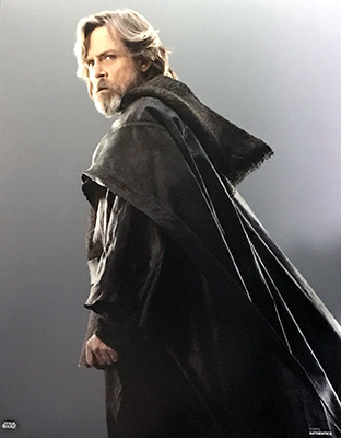 Official Pix Announces Limited Mark Hamill 'Star Wars: The Last Jedi' Signing