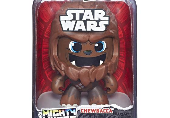 Hasbro Reveals Chewbacca Mighty Mugg at MCM London Comic-Con