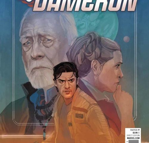 Marvel Star Wars Comics Review: Poe Dameron #20