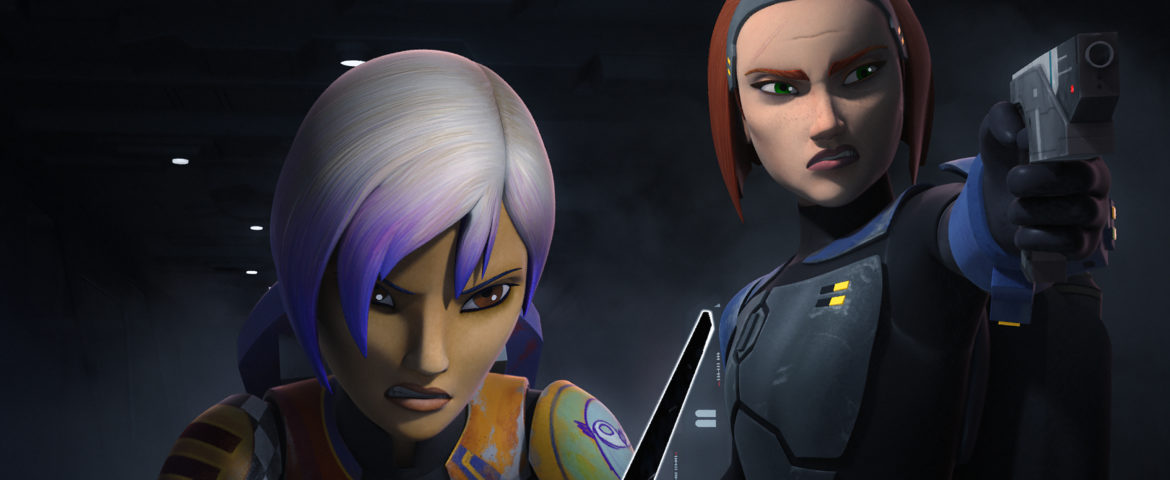 "Star Wars Rebels | Rebels Recon #4.1 and #4.2: Inside ""Heroes of Mandalore"""