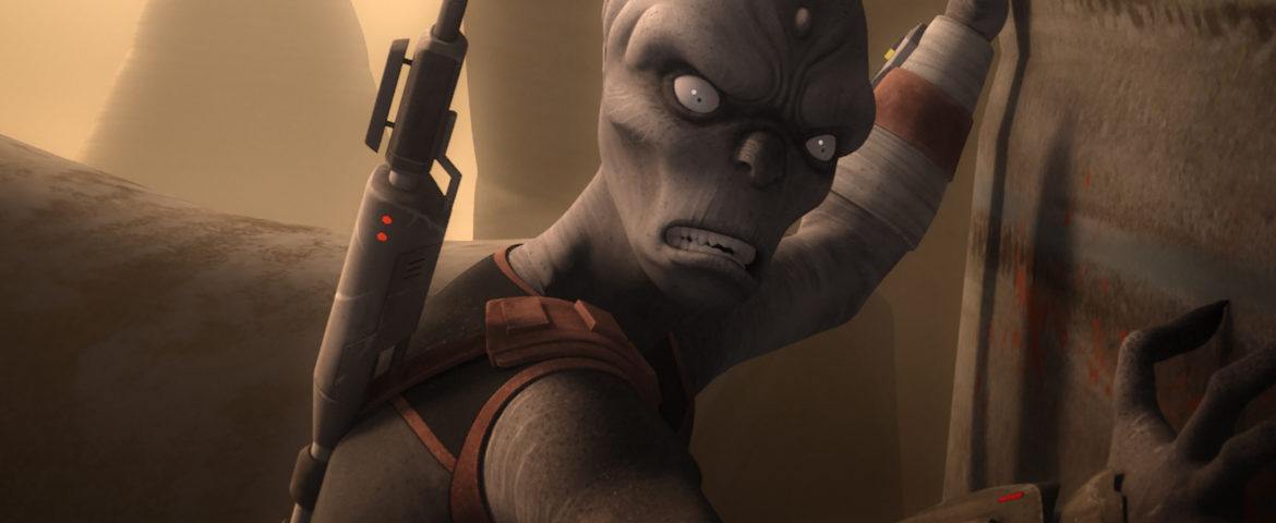 Special Guest Stars, Loth Wolves, and The Empire in the Next One-Hour Block of Star Wars Rebels!