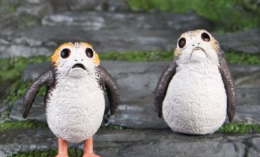Hasbro Reveals 'Star Wars: The Last Jedi' Black Series Porgs!
