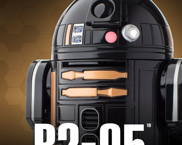 Sphero Introduces R2-Q5 Star Wars App-Enabled Droid at NYCC 2017
