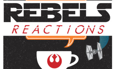 "Rebels Reactions: ""Wolves and a Door"" and ""A World Between Worlds"""