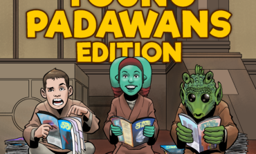 Comics With Kenobi #119 -- Young Padawans Edition