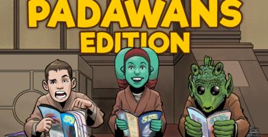 Comics With Kenobi #84 -- Young Padawans Edition
