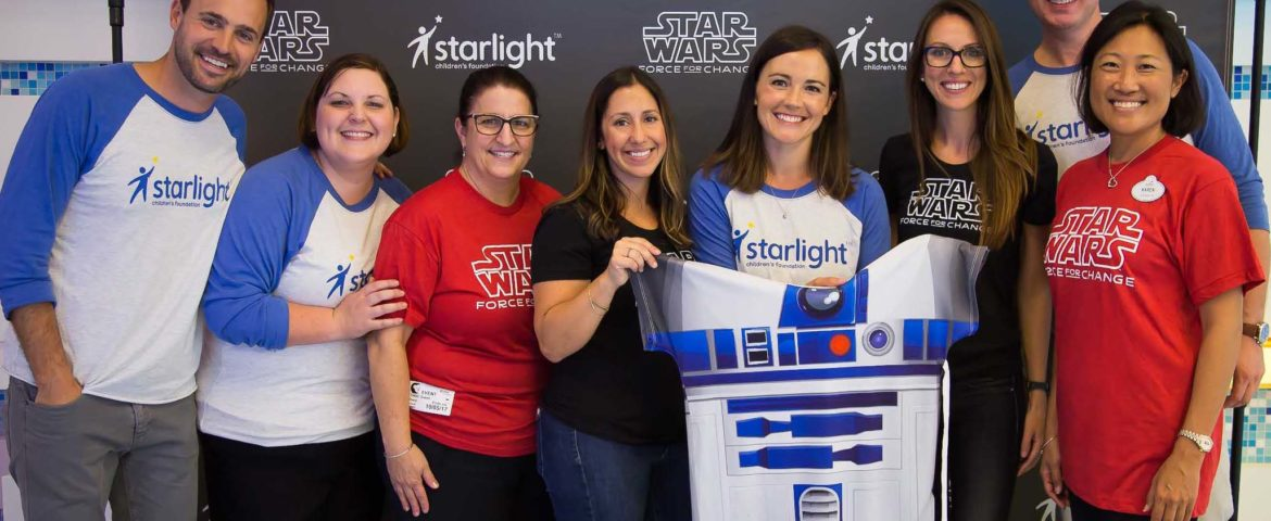 Help Starlight Children's Foundation Provide Starlight Brave Hospital Gowns to Kids in Need