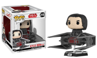 New 'Star Wars: The Last Jedi' Funko Pops!: Costco 4-Packs and New Kylo Ren