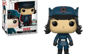 Funko Announces Star Wars: The Last Jedi Specialty Series 'Rose' Pop