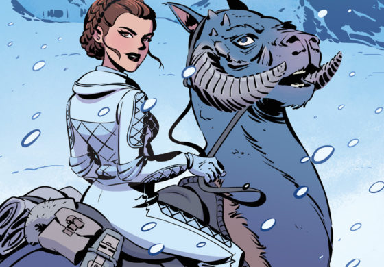 NYCC 2017 | 'Star Wars: Forces of Destiny' Comics Coming in January from IDW