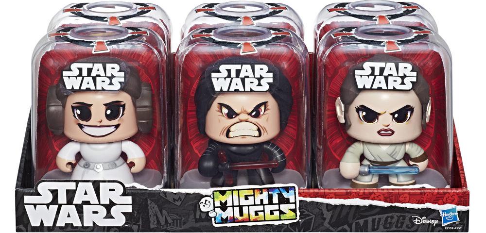 NYCC 2017 | Hasbro Announces Return of Star Wars Mighty Muggs